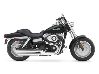 2010 Harley-Davidson Dyna� Fat Bob�