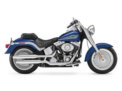 2010 FLSTF Softail Fat Boy