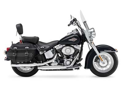 2010 Harley-Davidson FLSTC Heritage Softail Classic