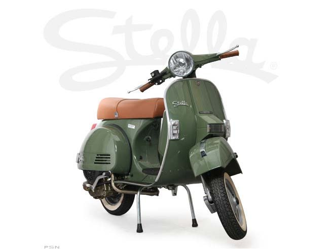 2010 Genuine Scooter Co. Stella 4-stroke (150 cc)
