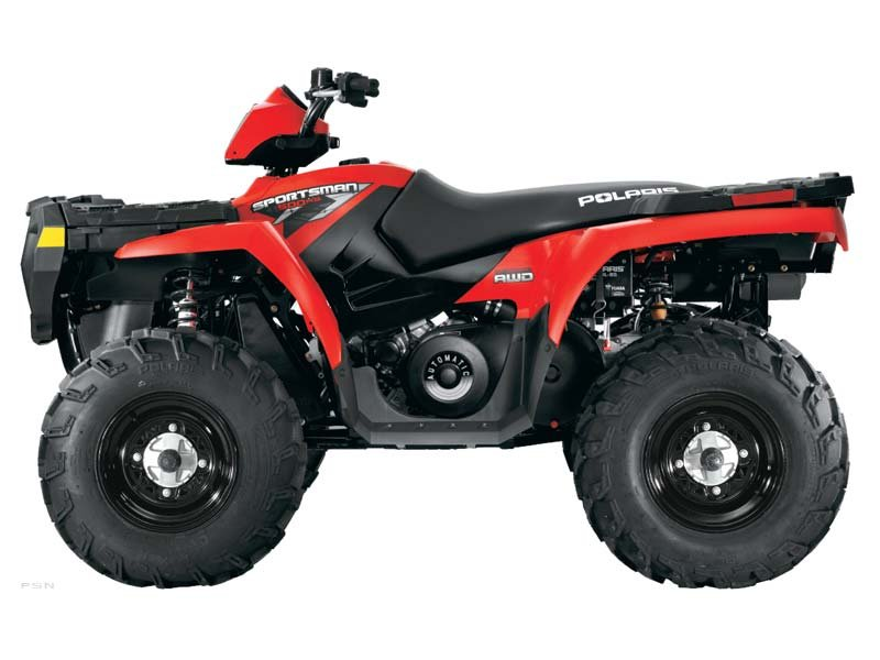 Polaris Sportsman 500 HO 2010