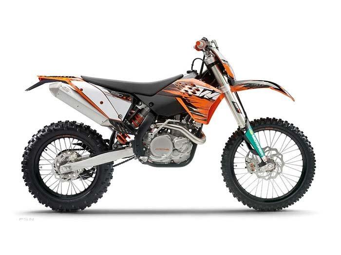 KTM 530 EXC 2010