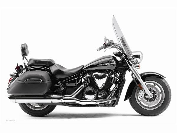 Yamaha V Star 1300 Tourer 2010