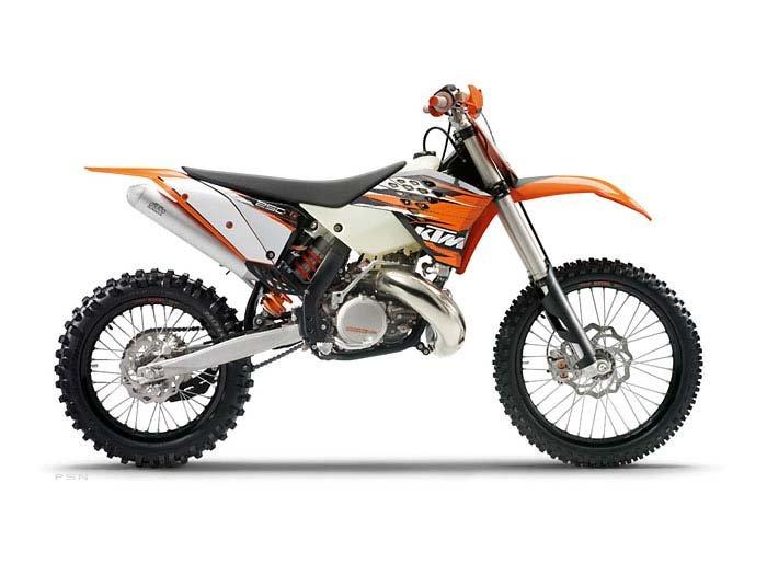 KTM 250 XC 2010