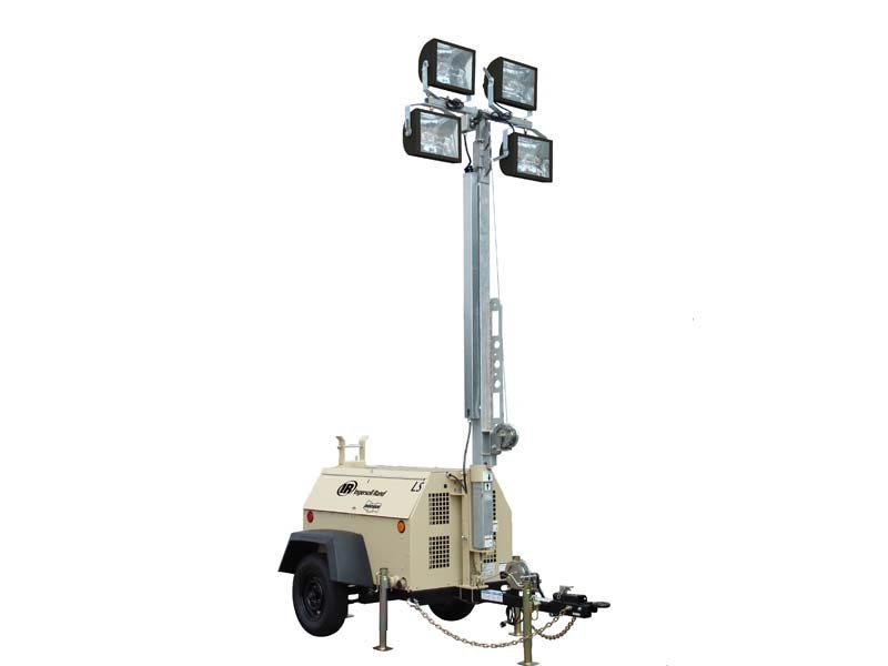2011 Doosan Portable Power Light Source