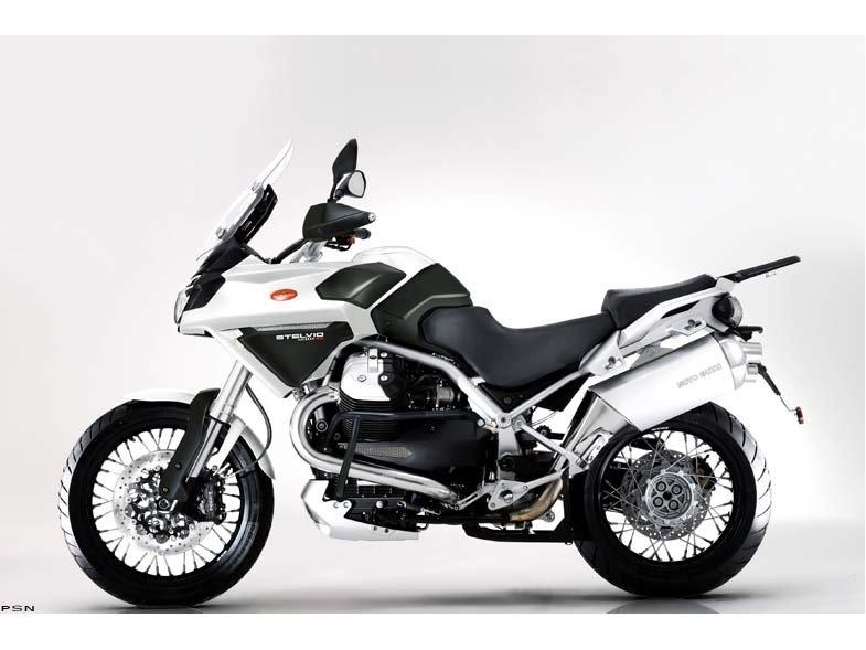 Moto Guzzi Stelvio 1200 ABS 2010