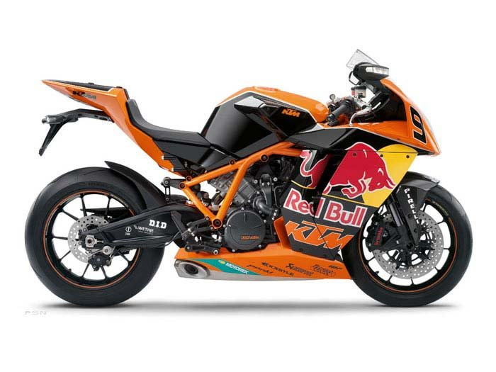 KTM 1190 RC8 R Red Bull Limited Edition 2010