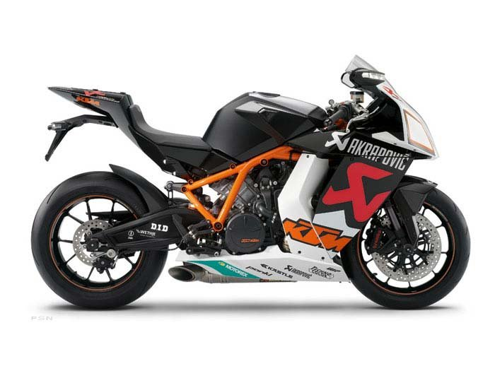 KTM 1190 RC8 R Akrapovic Limited Edition 2010