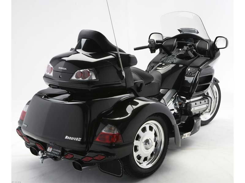 Lehman Trikes/Honda Monarch II - GL1800 Gold Wing 2010