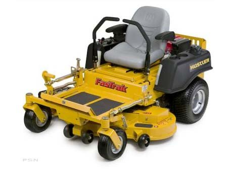 Hustler Turf Equipment 54-inch Kawasaki FasTrak 48/54 2010