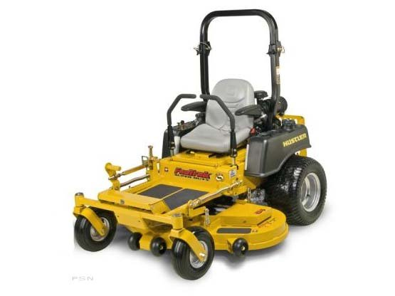 Hustler Turf Equipment 60-inch Kawasaki FasTrak Super Duty 48/54/60 2010