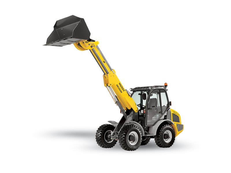 Telescopic Wheel Loader
