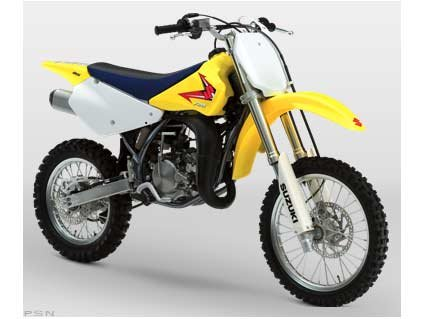 2010 Suzuki RM85