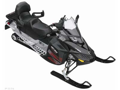 two up touring sled in great shape with low miles
