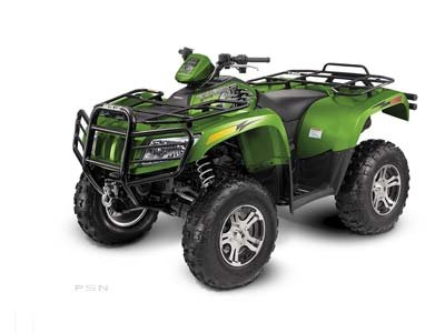 2010 Acura  Review on 2009 Arctic Cat Thundercat 1000 H2