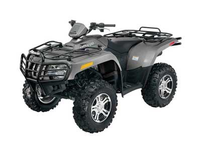 Arctic Cat 550 S LTD 2010