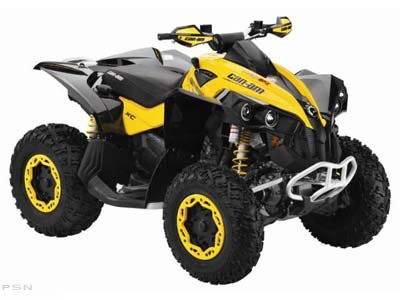 Can-Am Renegade 800R EFI X xc 2010