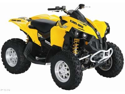 Can-Am Renegade 800R EFI 2010