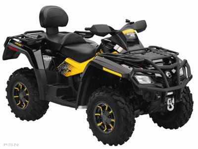 Can-Am Outlander MAX 500 EFI XT-P 2010