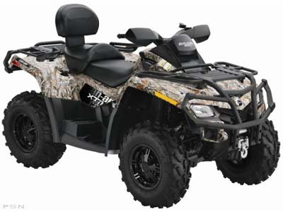 Can-Am Outlander MAX 650 EFI XT 2010