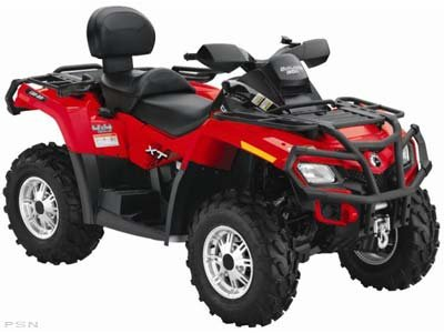 Can-Am Outlander MAX 800R EFI XT 2010
