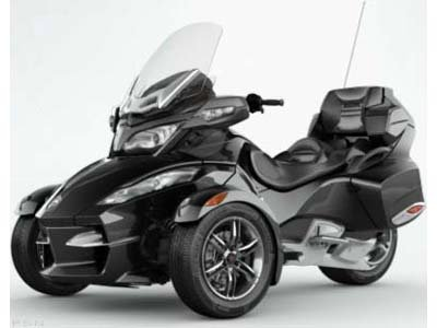2010 Can-Am Spyder RT-S SM5