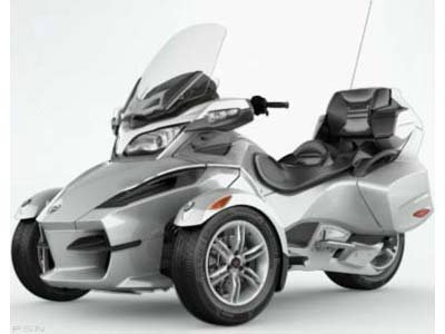 used can am spyder rt audio convenience se5 2010 for. Black Bedroom Furniture Sets. Home Design Ideas