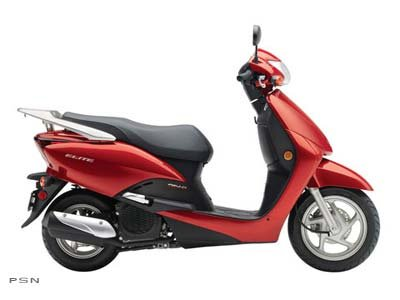 Honda Elite (NHX110) 2010