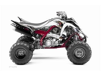 Yamaha Raptor 700R SE 2010