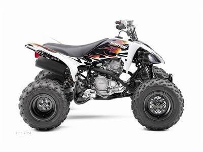 2010 Yamaha Raptor 250
