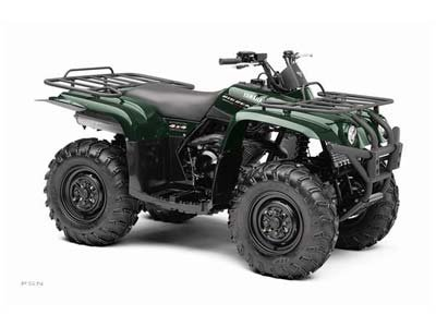 Yamaha Big Bear 400 IRS 4x4 2010