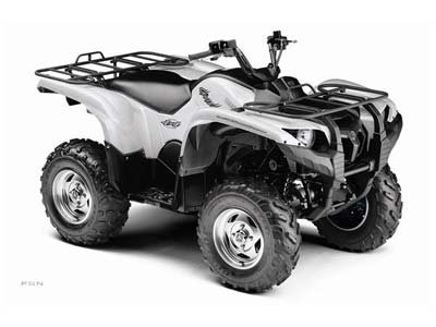2010 Yamaha Grizzly 700 FI Auto. 4x4 EPS Special Edition