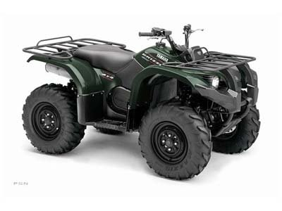 Yamaha Grizzly 450 Auto. 4x4 IRS 2010