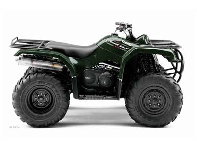 Yamaha Grizzly 350 Automatic 2010