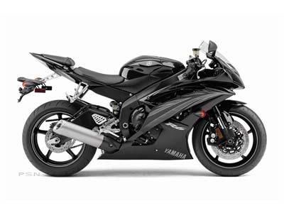 2010 Yamaha YZF-R6