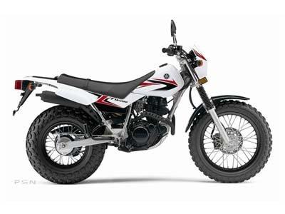 Yamaha TW200 2010
