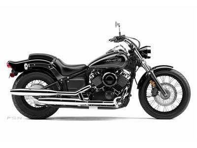 Yamaha V Star Custom 2010