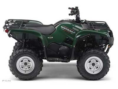 Yamaha Grizzly 700 FI EPS 2010