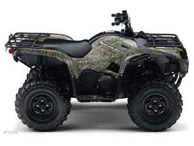 Yamaha Grizzly 700 FI EPS Camo AP HD 2010
