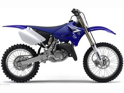 Yamaha YZ125 (2-Stroke) 2010