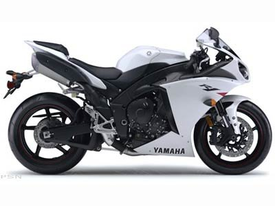 2010 Yamaha YZF-R1