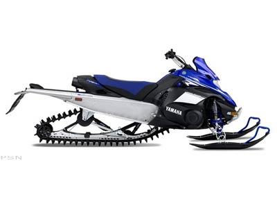 Yamaha FX Nytro MTX SE 153 2010
