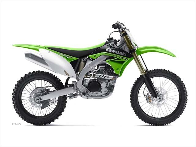 2010 Kawasaki KX450F