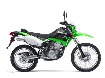 Kawasaki KLX250S 2010
