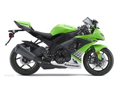 2010 Kawasaki Ninja® ZX™-10R