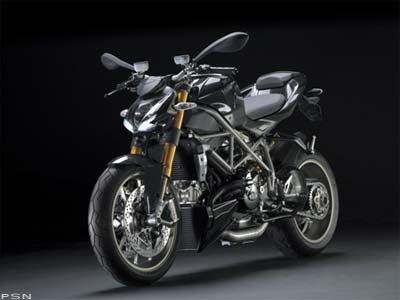 Ducati Streetfighter S 2010