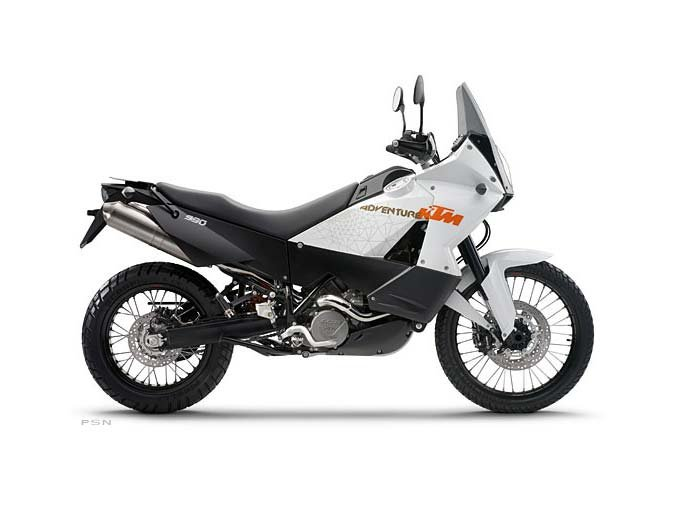 2011 KTM 990 Adventure