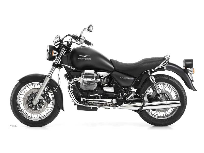Moto Guzzi California Black Eagle 2011