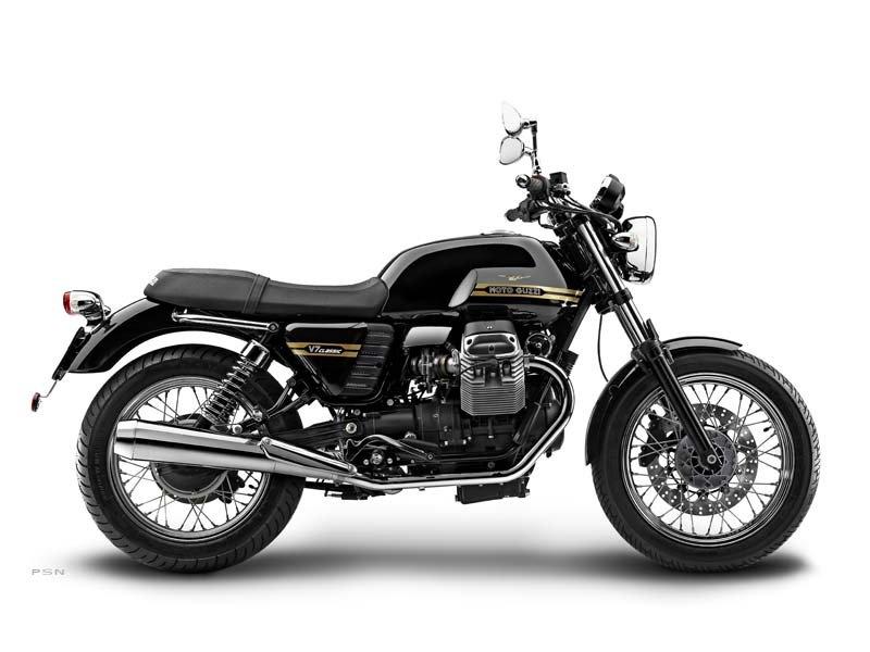 Moto Guzzi V7 Classic 2011