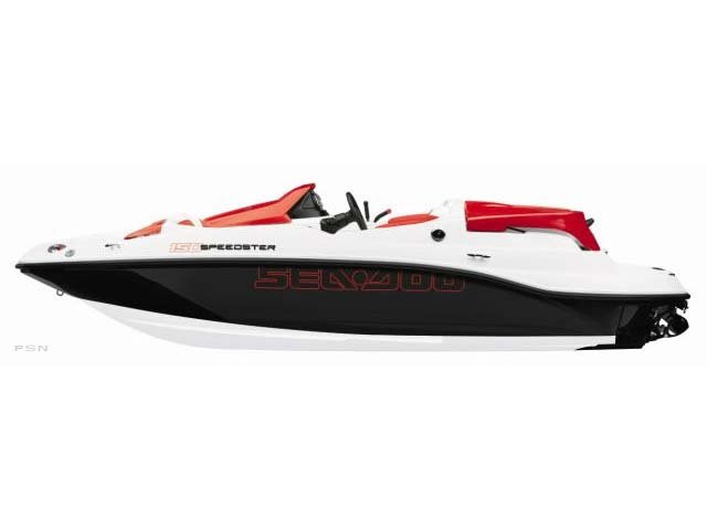 2011 Sea-Doo 150 Speedster